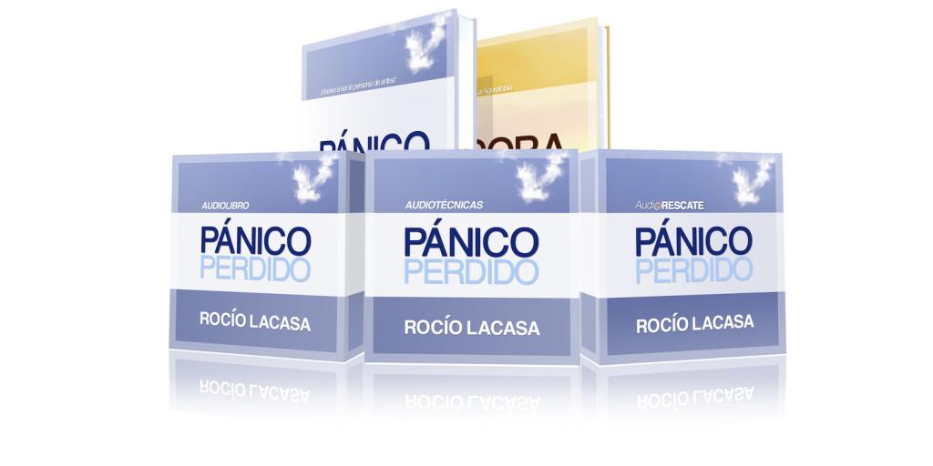 Pánico Perdido - El Sistema Paso-a-Paso Para Eliminar Los Ataques De Pánico Sin Pastillas Ni Terapias Eternas