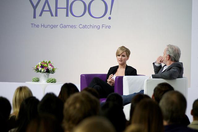 Cómo Jennifer Lawrence superó su ansiedad social