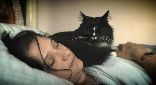 Las personas con hábitos adecuados de sueño tienen menos tendencia a los pensamientos negativos